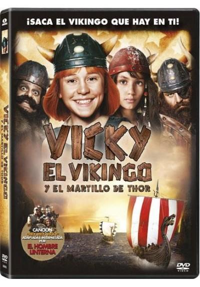 Vicky El Vikingo Y El Martillo De Thor (Wickie Auf Großer Fahrt)