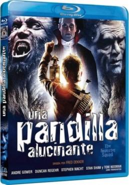 Una Pandilla Alucinante (Blu-Ray) (The Monster Squad)