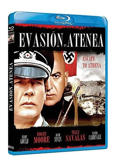 Evasión En Atenea (Blu-Ray) (Escape To Athena)