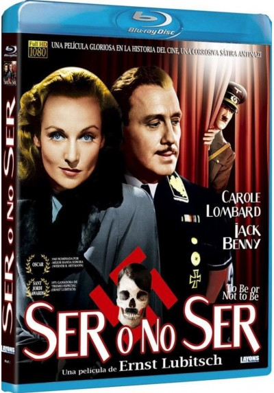 Ser O No Ser (Blu-Ray) (To Be Or Not To Be)