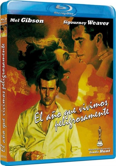 El Año Que Vivimos Peligrosamente (Blu-Ray) (The Year Of Living Dangerously)