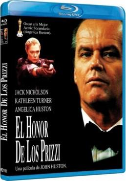 El Honor De Los Prizzi (Blu-Ray) (Prizzi'S Honor)