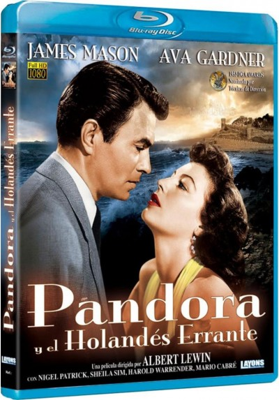 Pandora Y El Holandés Errante (Blu-Ray) (Pandora And The Flying Dutchman)