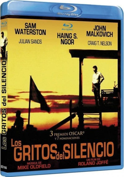 Los Gritos Del Silencio (Blu-Ray) (The Killing Fields)