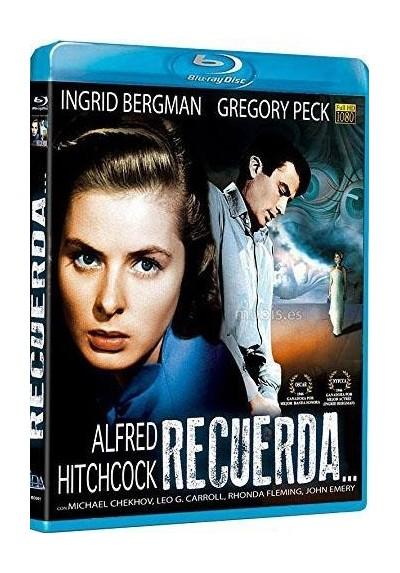 Recuerda (Blu-Ray) (Spellbound)