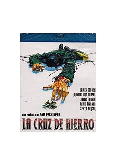 La Cruz De Hierro (Blu-Ray) (Cross Of Iron)