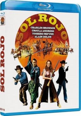 Sol Rojo (Blu-Ray) (Soleil Rouge)