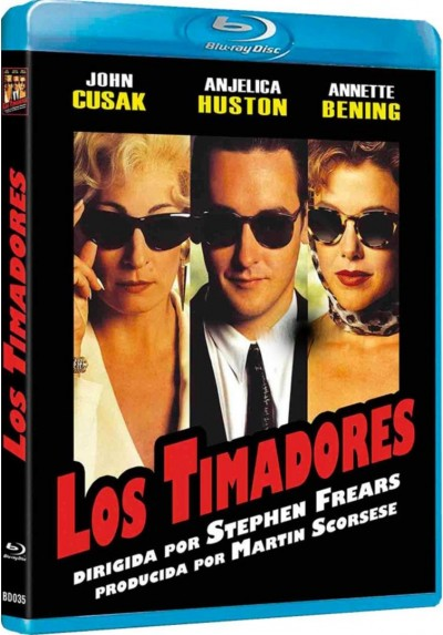 Los Timadores (Blu-ray) (The Grifters)