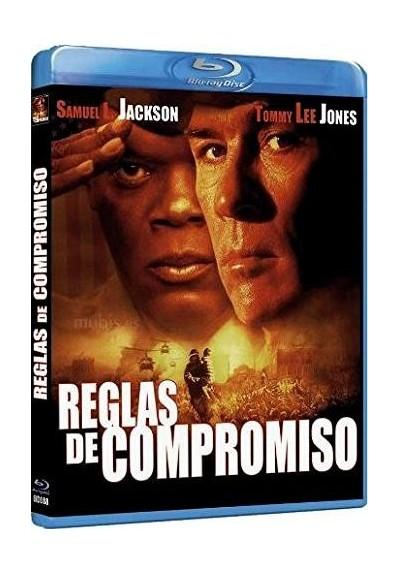 Reglas De Compromiso (Blu-Ray) (Rules Of Engagement)