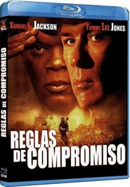 Reglas De Compromiso (Blu-Ray) (Rules Of Engagement)