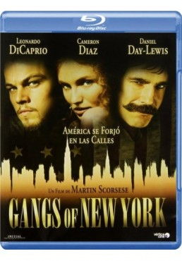 Gangs Of New York (Blu-Ray)