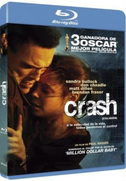 Crash (Colisión) (Blu-Ray)
