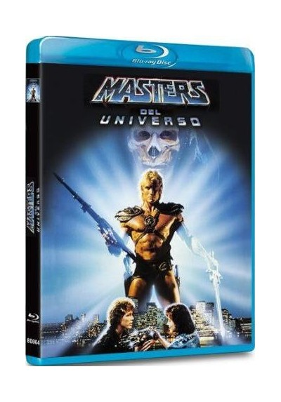 Masters Del Universo (Blu-Ray) (Masters Of The Universe)
