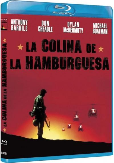 La Colina De La Hamburguesa (Blu-Ray) (Hamburger Hill)
