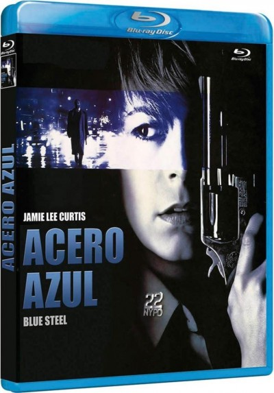Acero Azul (1989) (Blu-Ray) (Blue Steel)