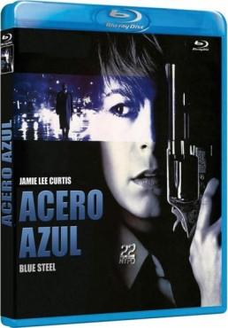 Acero Azul (1989) (Blu-Ray) (Blue Steel)