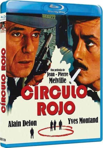 Círculo Rojo (Blu-Ray) (Der Rote Kreis)