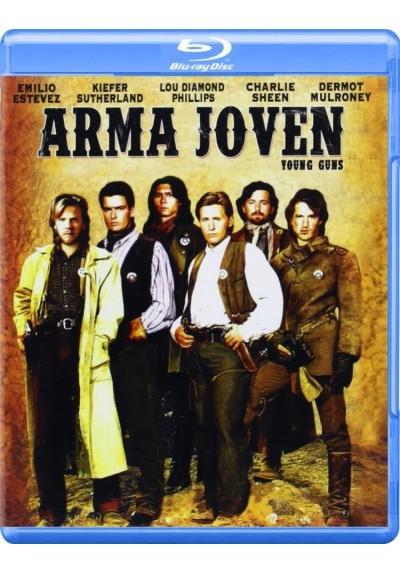 Arma Joven (Blu-Ray) (Young Guns)