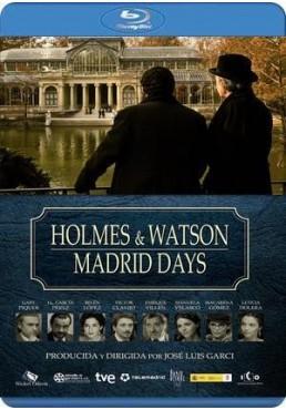 Holmes & Watson - Madrid Days (Blu-Ray)