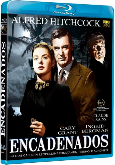 Encadenados (Blu-Ray) (Notorious)
