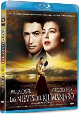 Las Nieves Del Kilimanjaro (Blu-Ray) (The Snows Of Kilimanjaro)