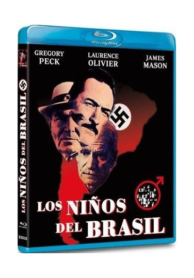 Los Niños Del Brasil (Blu-Ray) (The Boys From Brazil)