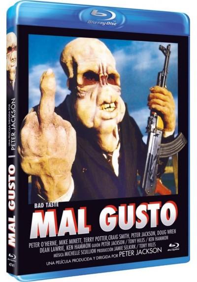 Mal Gusto (Blu-Ray) (Bad Taste)