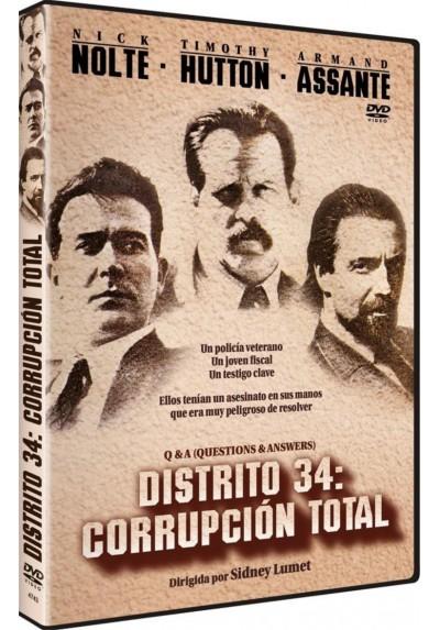 Distrito 34 (Corrupción Total) (Q & A (Questions & Answers)