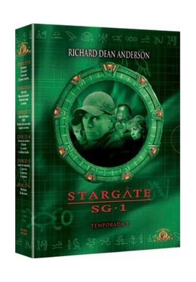 Stargate SG-1: 5ª Temporada