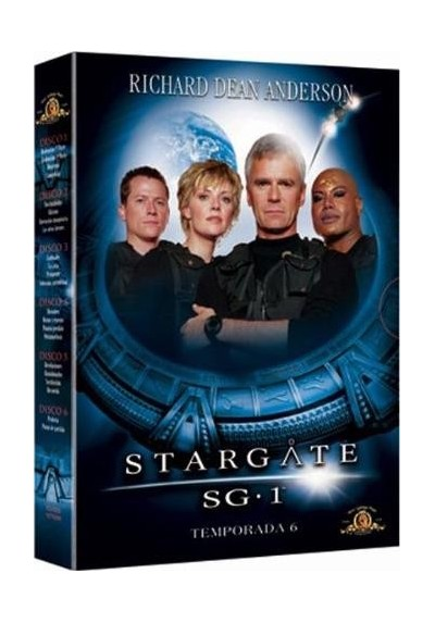 Stargate SG-1: 6ª Temporada