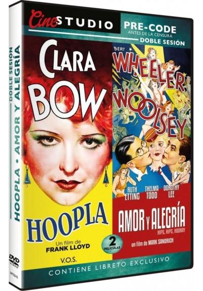 Pack Hoopla / Amor Y Alegría (V.O.S.) (Hoopla / Hips, Hips, Hooray!)
