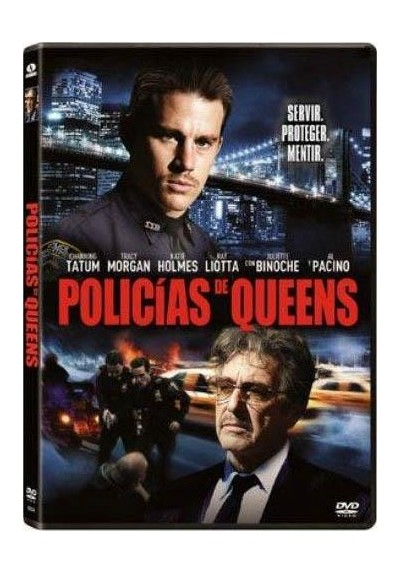 Policías De Queens (The Son Of No One)
