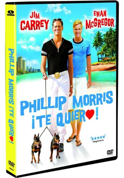 Phillip Morris Te Quiero! (I Love You Phillip Morris)