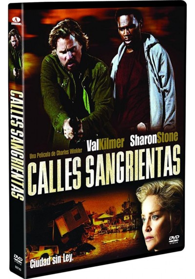 Calles Sangrientas (Streets Of Blood)