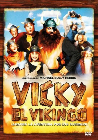 Vicky El Vikingo (2009) (Wickie Und Die Starken Männer)