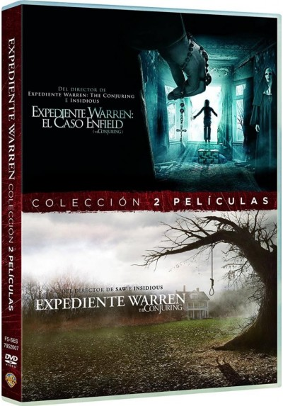 Pack Expediente Warren 1 + 2