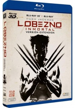 Lobezno Inmortal (Blu-Ray 3d + Blu-Ray) (The Wolverine)