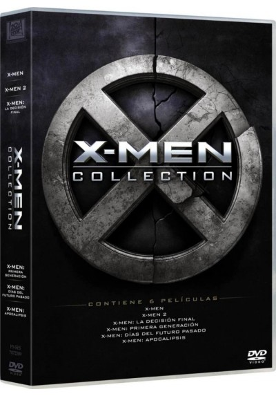 Pack X-Men: Collection