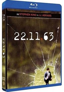 22.11.63 (Blu-Ray)