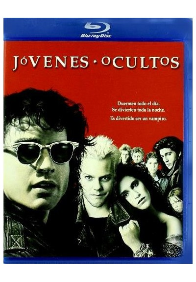 Jóvenes Ocultos (Blu-Ray) (The Lost Boys)