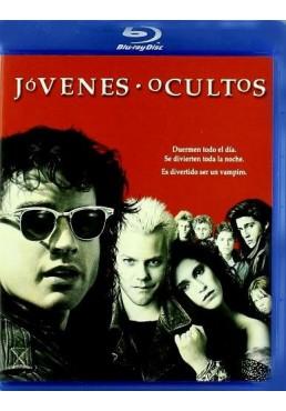 Jóvenes Ocultos (Blu-Ray) (The Lost Boys)