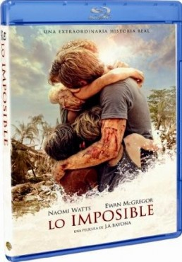 Lo Imposible (Blu-Ray) (The Impossible)