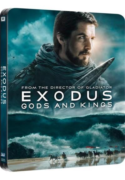 Exodus : Dioses Y Reyes (Blu-Ray 3d + Blu-Ray) (Exodus: Gods And Kings) (Ed.Metálica)