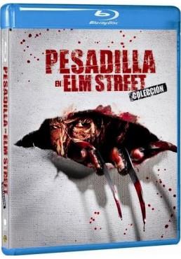 Colección Pesadilla En Elm Street (Blu-Ray) (A Nightmare On Elm Street)