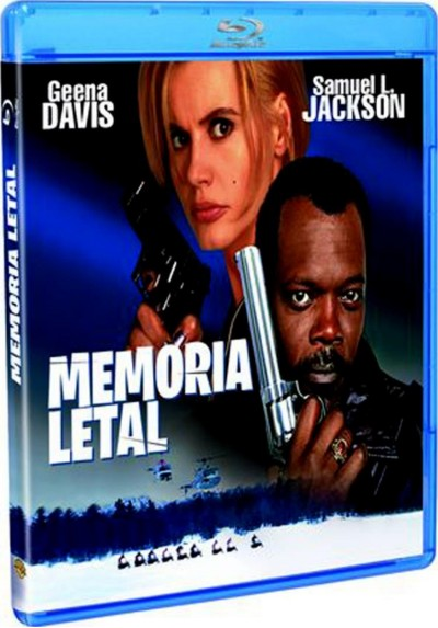 Memoria Letal (Blu-Ray) (The Long Kiss Goodnight)