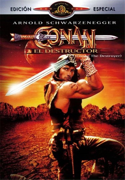 Conan el Destructor - Edición Especial (Conan the Destroyer)
