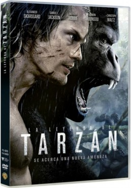 La Leyenda De Tarzan (The Legend Of Tarzan)