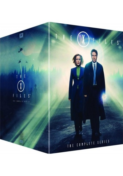 Pack Expediente X - La Serie Completa (The X-Files)