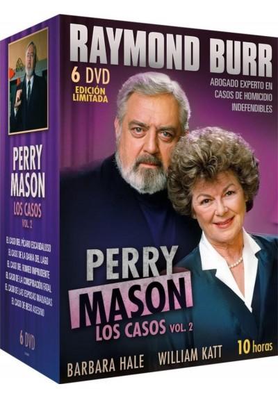 Pack Perry Mason: Los Casos - Vol. 2