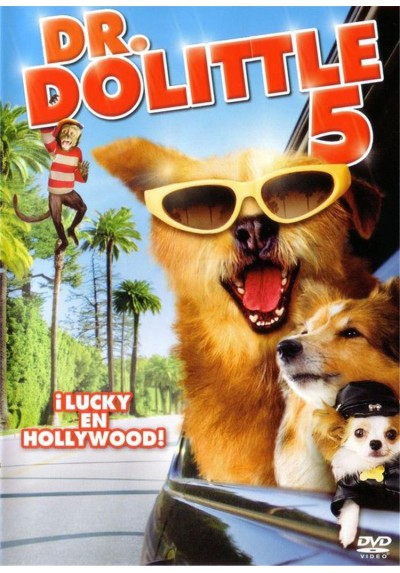 Dr. Dolittle 5 (Dr. Dolittle: Million Dollar Mutts)